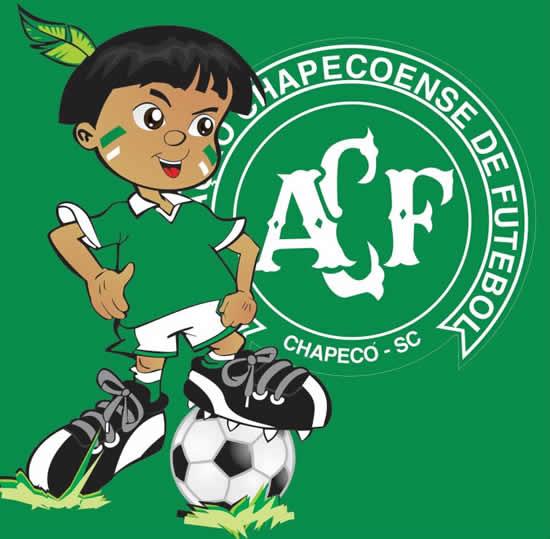 mascote da Chapecoense - Imagens para facebook