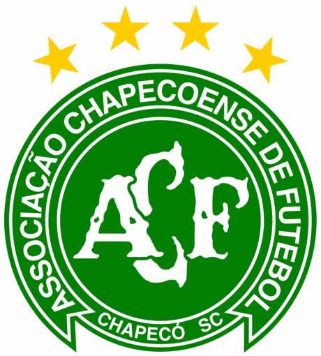 Escudo de Times - Escudo da Chapecoense